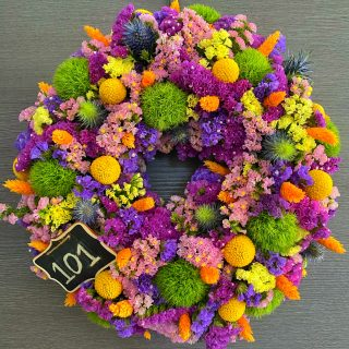 First May Wreath