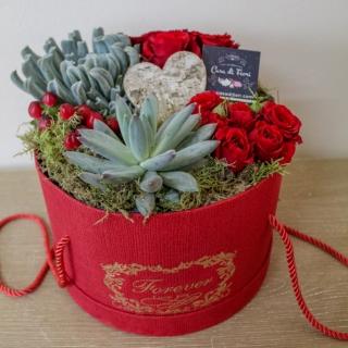 Valentines day..at Casa di Fiori